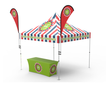 10x10 Custom Pop Up Canopy Tent Combos 13
