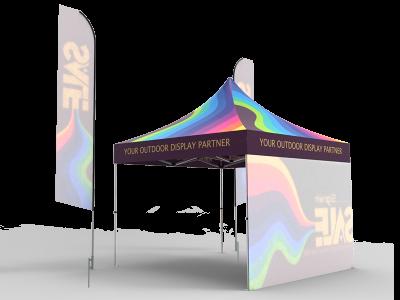 10x10 Custom Pop Up Canopy Tent Combos 19