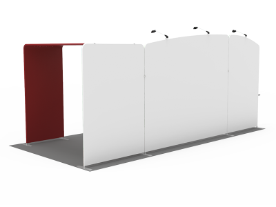 10x20ft Custom Trade Show Booth 10