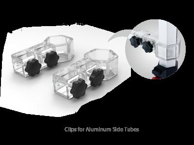10x20 Custom Pop Up Canopy Tent & Double-Sided Full Backwall & 2 x Single-Sided Half Sidewalls