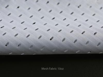 Mesh Fabric Outdoor Banner 10oz