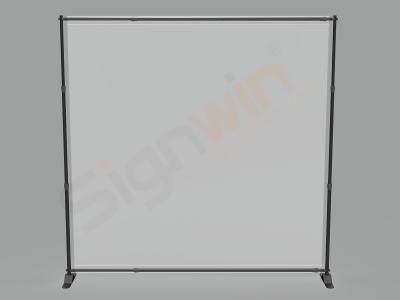 Sneeze Guard Shield Screen Wall Adjustable & Portable