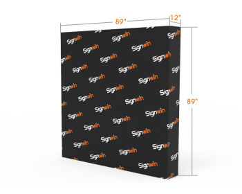 Step and Repeat Graphic Printing Pop Up Video Backdrop Display